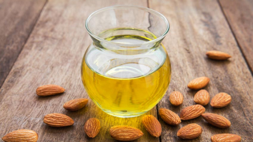almond oil for face